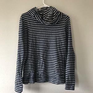 J. Crew Striped Pullover